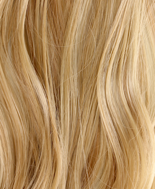 Haare blond