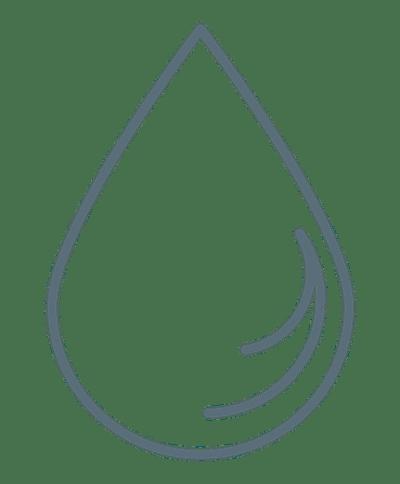 Öltropfen ätherisches Öl